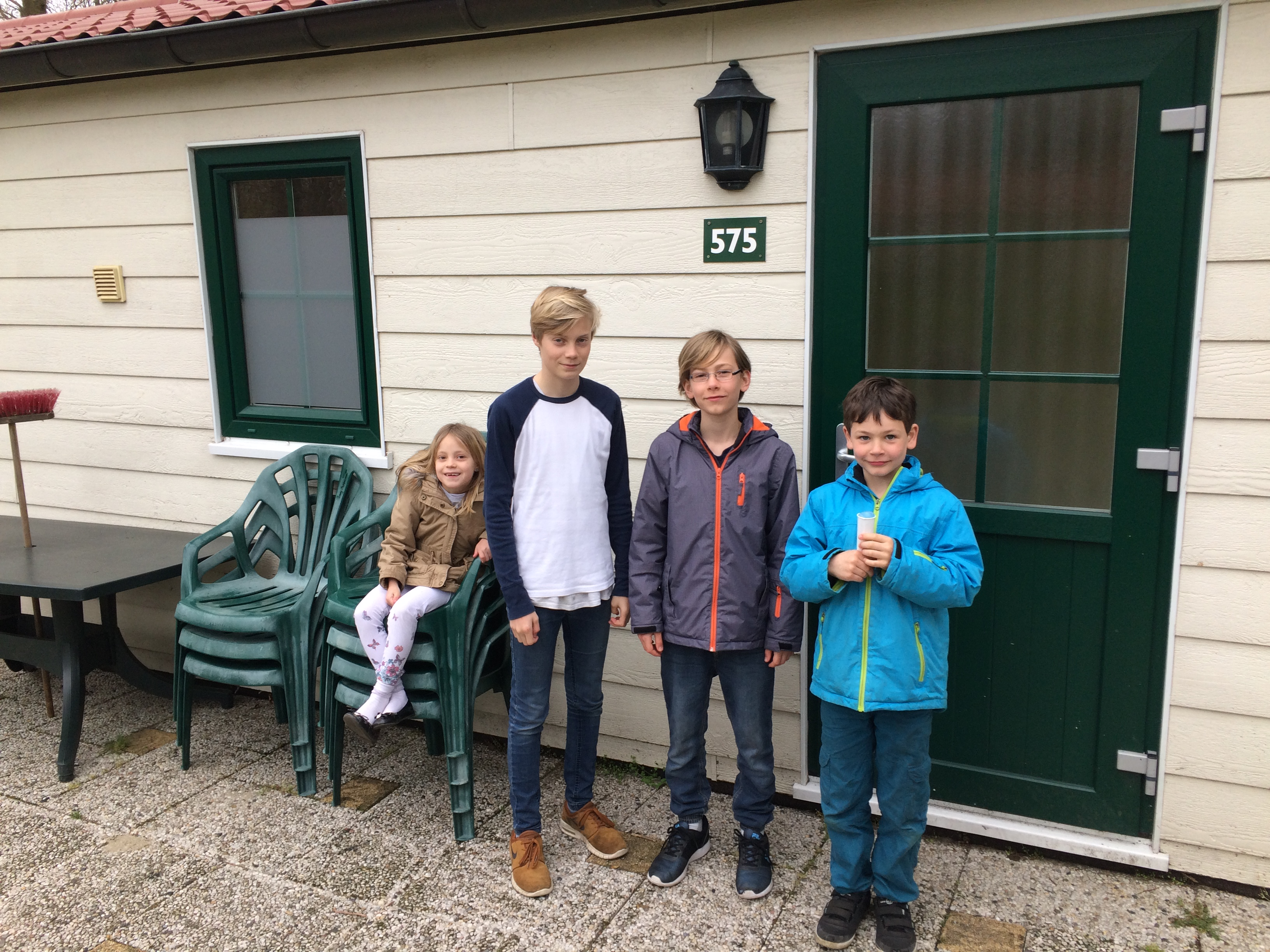 Alle Kinder in Duinrell 2017